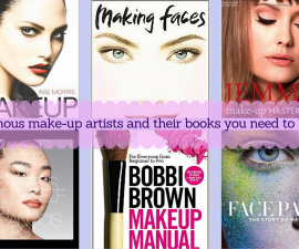 Famous make-up artists and their books you need to buy TheFuss.co.uk