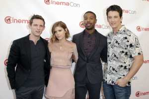 Fantastic Four cast haven't seen the film yet TheFuss.co.uk