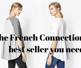 French Connection best seller TheFuss.co.uk