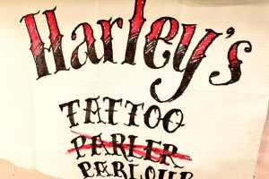 Harley's Tattoo Parlour