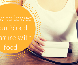 How to lower your blood pressure with food TheFuss.co.uk
