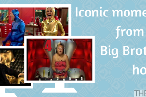 Iconic moments from the Big Brother house TheFuss.co.uk