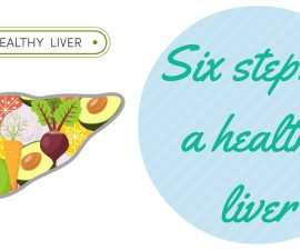 Six Steps To A Healthy Liver Thefuss Co Uk