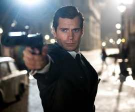 The Man From UNCLE Henry Cavill