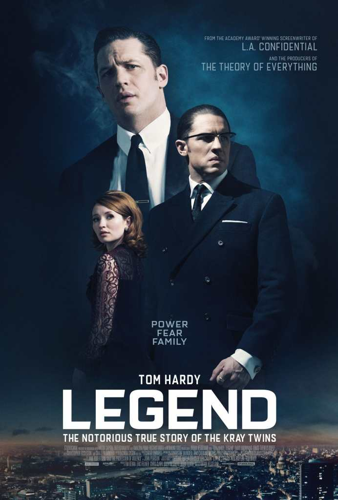 We look at Tom Hardy's best movies for the release of Legend TheFuss.co.uk