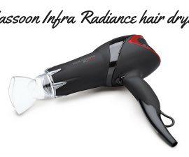 Vidal Sassoon Infra Radiance Hair Dryer Review TheFuss.co.uk