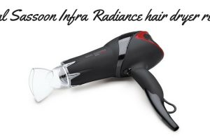 Vidal Sassoon Infra Radiance Hair Dryer Review TheFuss.co.uk