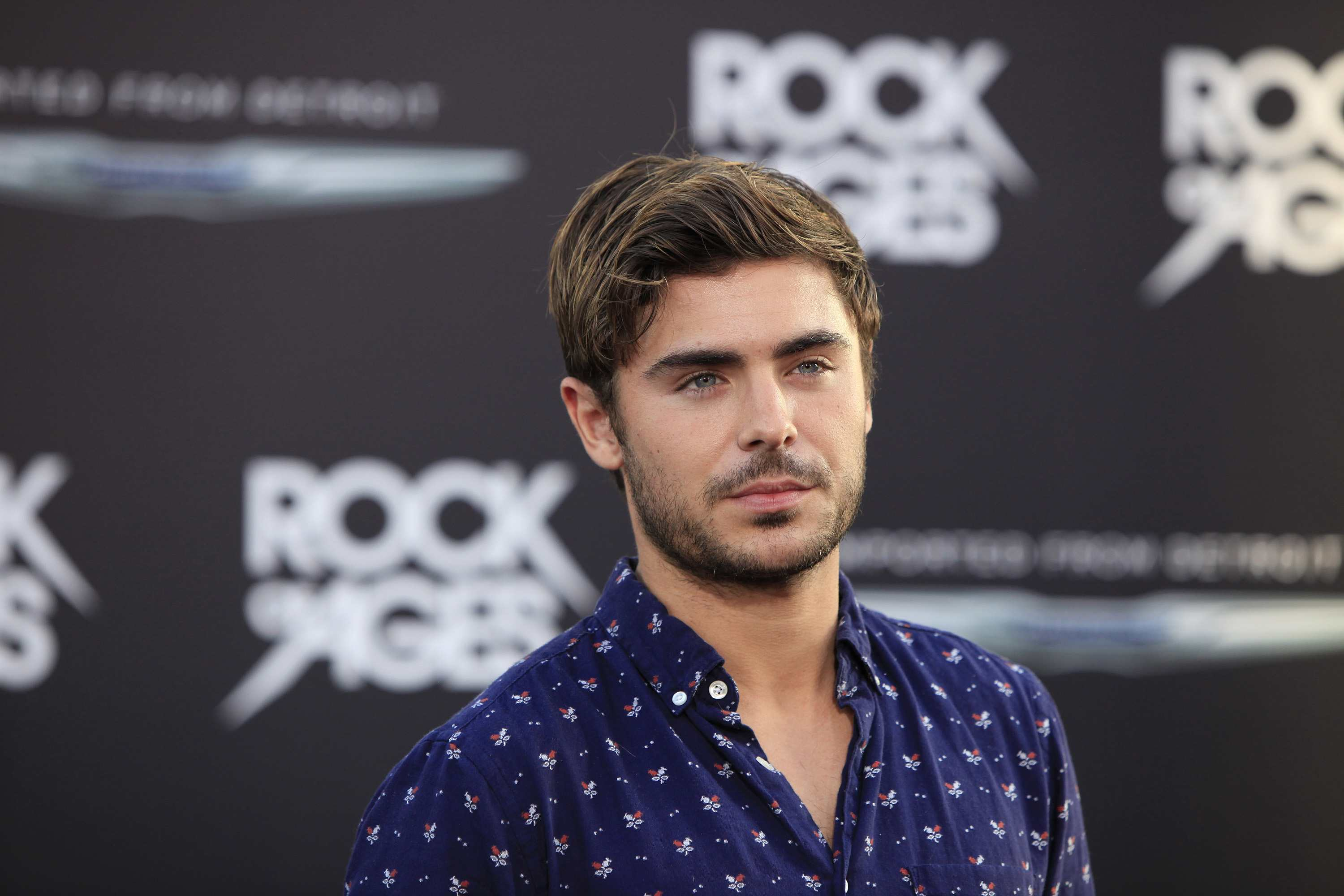 Zac Efron has spoken on how he deals with anxiety TheFuss.co.uk
