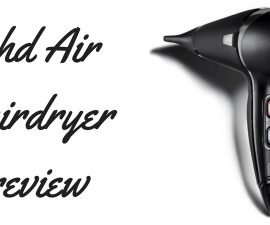 ghd Air hairdryer review TheFuss.co.uk