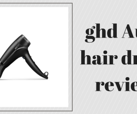 ghd Aura hair dryer review TheFuss.co.uk