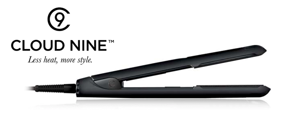 Cloud Nine Original Iron hair straightener review TheFuss.co.uk