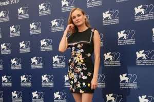 Diane Kruger ignites our love for autumn florals TheFuss.co.uk