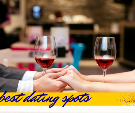The best dating spots