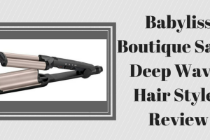 Babyliss Boutique Salon Deep Waves Hair Styler review TheFuss.co.uk