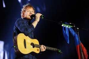 Ed Sheeran brings singletons together on social dating app TheFuss.co.uk