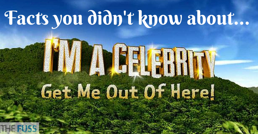 Facts you didn't know about I'm A Celebrity TheFuss.co.uk