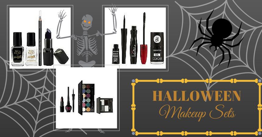 Halloween makeup sets on offer at Boots  The Fuss - Makeup Set Halloween