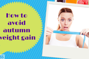 How to avoid autumn weight gain TheFuss.co.uk
