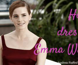 How to dress like Emma Watson TheFuss.co.uk