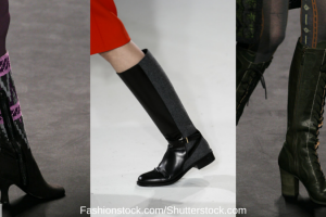 Knee boots: the fashion trend takes hold for winter TheFuss.co.uk