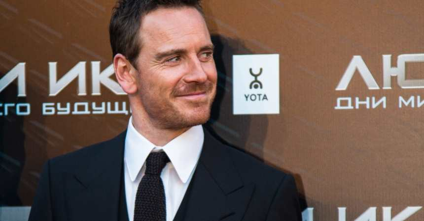 Michael Fassbender jokes about inspiration for Steve Jobs role TheFuss.co.uk