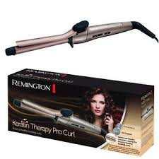 Remington Keratin Therapy Pro Curl Hair tong review TheFuss.co.uk