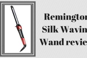 Remington Silk Waving Wand review TheFuss.co.uk