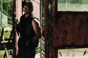 Norman Reedus discusses Daryl's love life in The Walking Dead TheFuss.co.uk