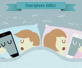 Do you have a mobile phone addiction? TheFuss.co.uk