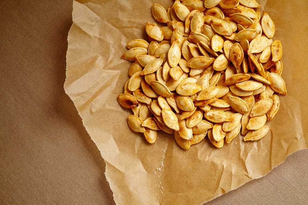 Pumpkin seeds shouldn't be wasted, but used for a healthy snack instead TheFuss.co.uk