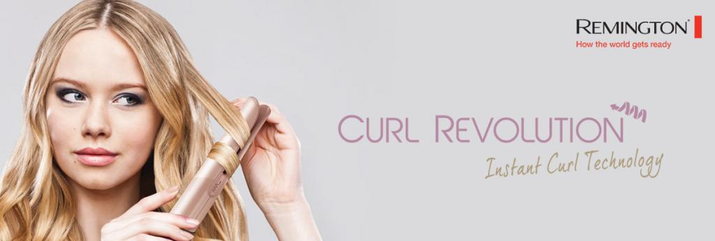 Remington Curl Revolution review TheFuss.co.uk