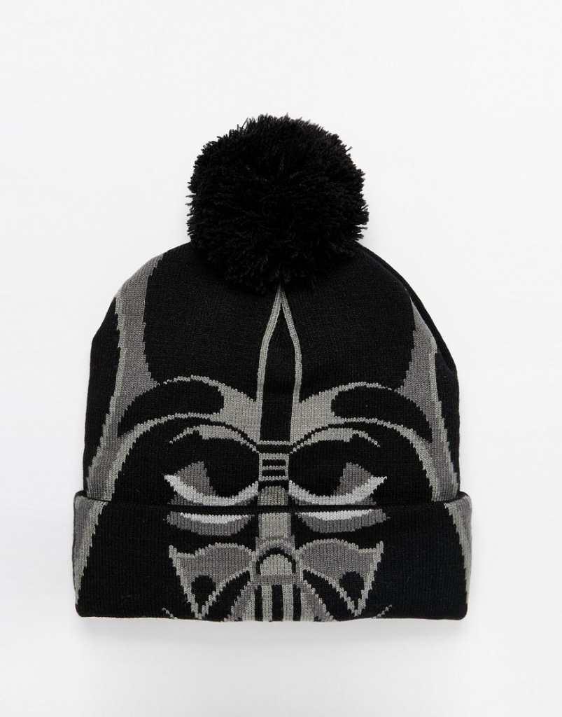ASOS Star Wars Darth Vader Beanie In Black