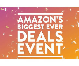 Amazon launches biggest ever deals event TheFuss.co.uk