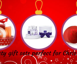 Beauty gift sets perfect for Christmas TheFuss.co.uk