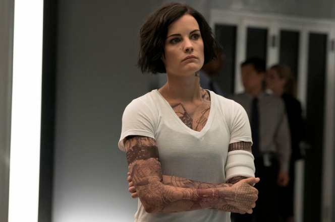 Blindspot is one of our best TV shows of 2015 TheFuss.co.uk