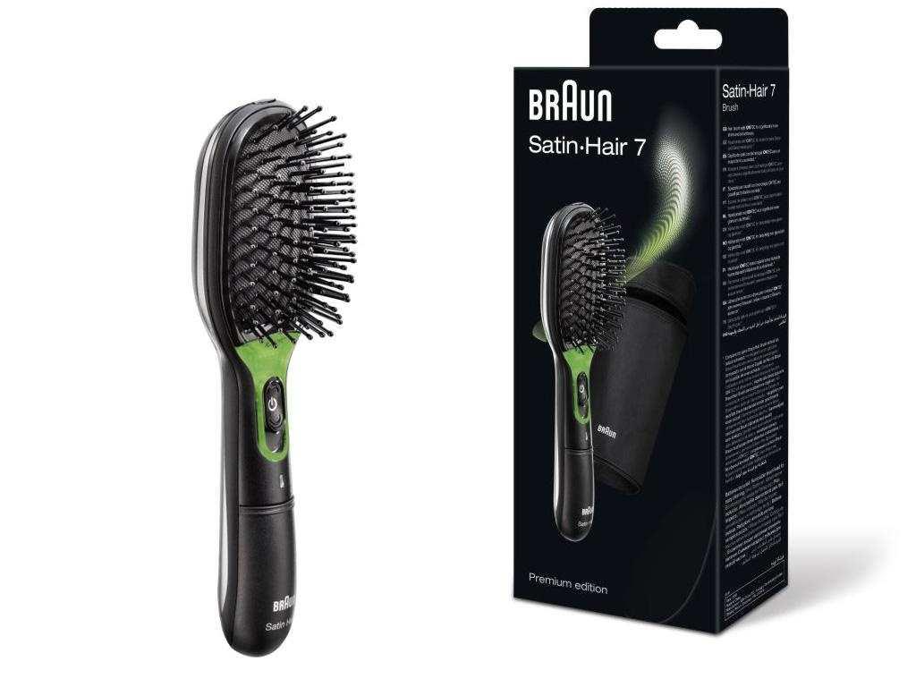 Braun Satin Hair 7 Brush Review The Fuss