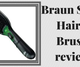 Braun Satin Hair 7 Brush review TheFuss.co.uk