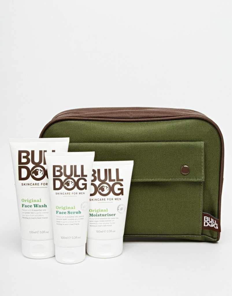 Bulldog Skincare Wash Bag Gift Set