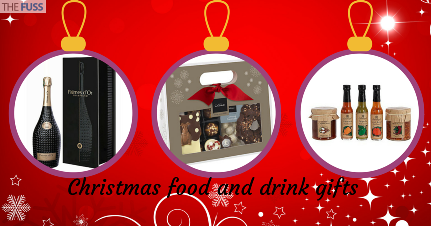 Christmas food and drink gifts TheFuss.co.uk