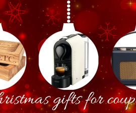 Christmas gifts for couples TheFuss.co.uk