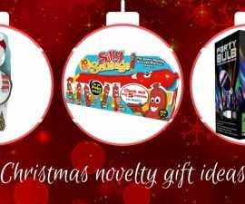 Christmas Novelty Gift Ideas TheFuss.co.uk
