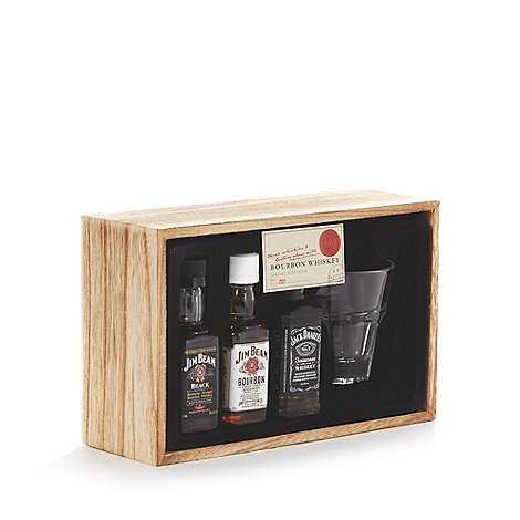 Debenhams Bourbon tasting selection