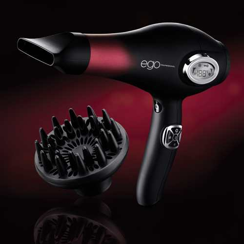 Ego EVOLVE Hairdryer 4