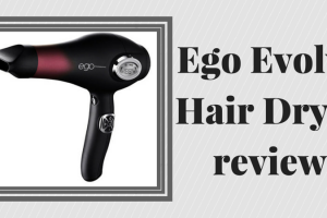 Ego Evolve hair dryer review TheFuss.co.uk