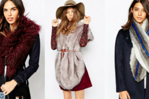 Faux Fur scarves the winter must have TheFuss.co.uk