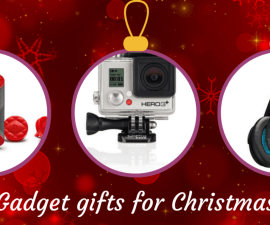 Gadget gifts to give for Christmas TheFuss.co.uk