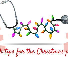 Health tips for the Christmas period TheFuss.co.uk
