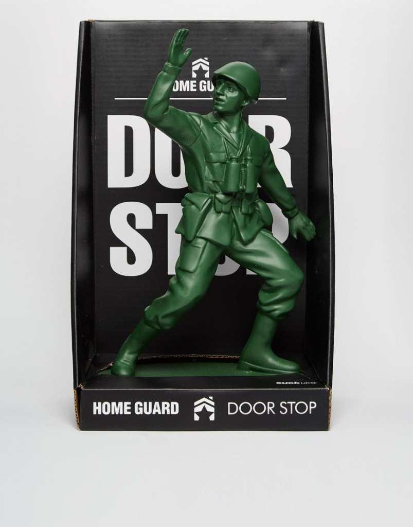 Home Guard Door Stop