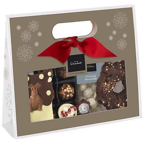 Hotel Chocolat Christmas Goody Bag