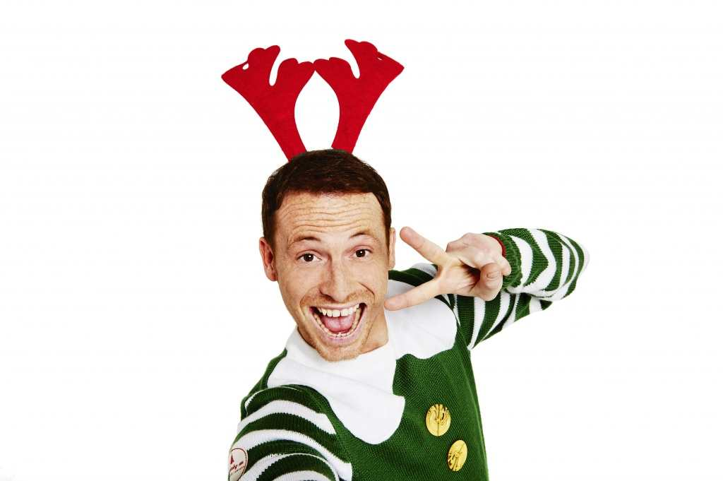 Joe Swash is supporting this year's Text Santa TheFuss.co.uk